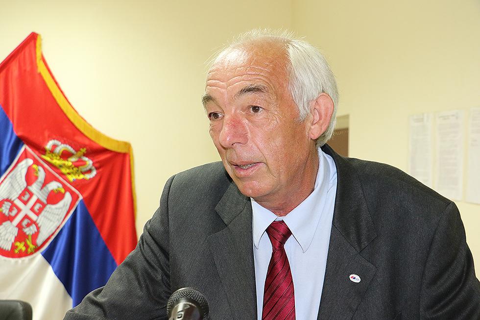 Gradimir Milosavljevic