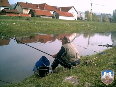 Риболов у општини Сврљиг
