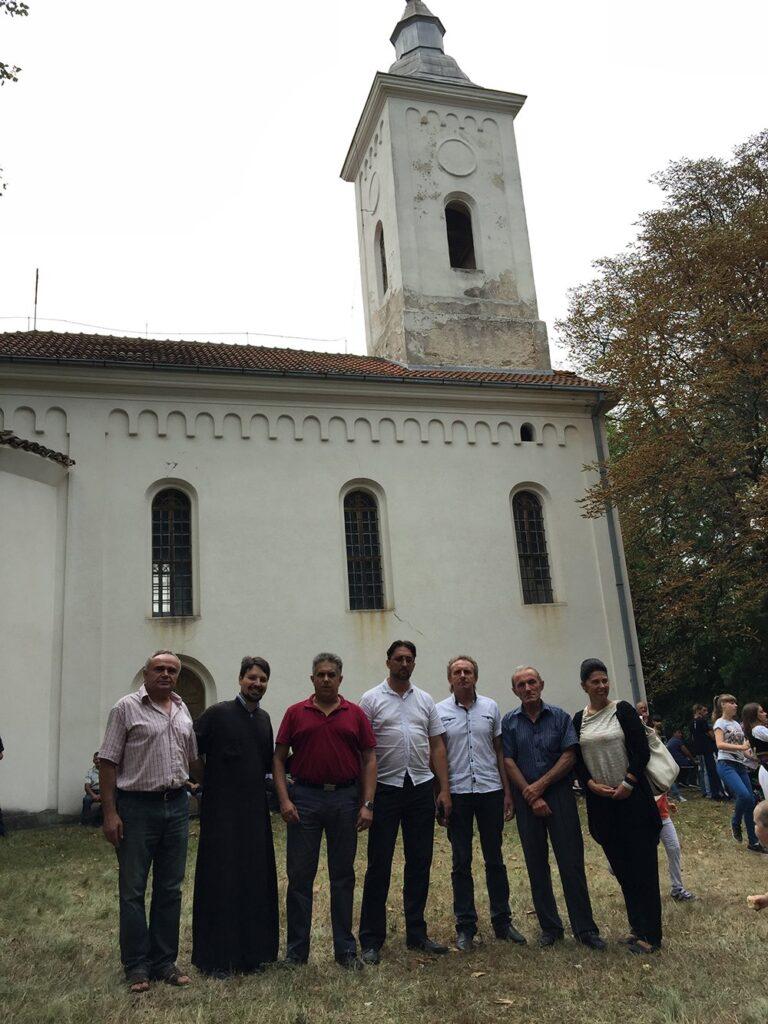 Kod Crkve