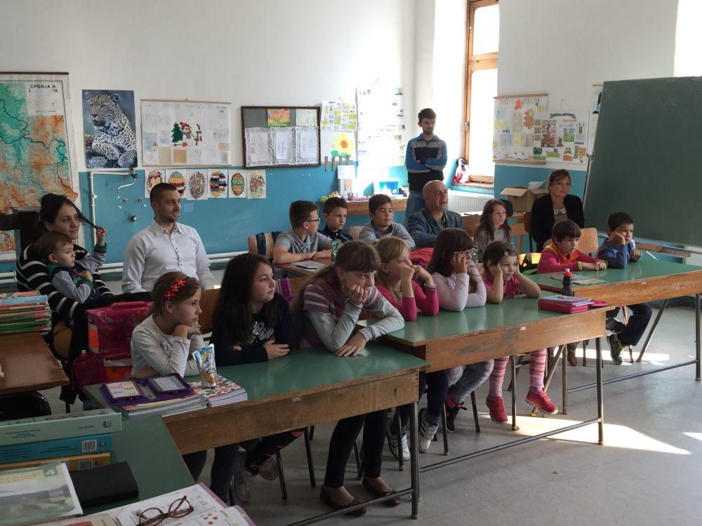 """Počele predstave u okviru projekta """"Pozorište na selu"""" 2"""