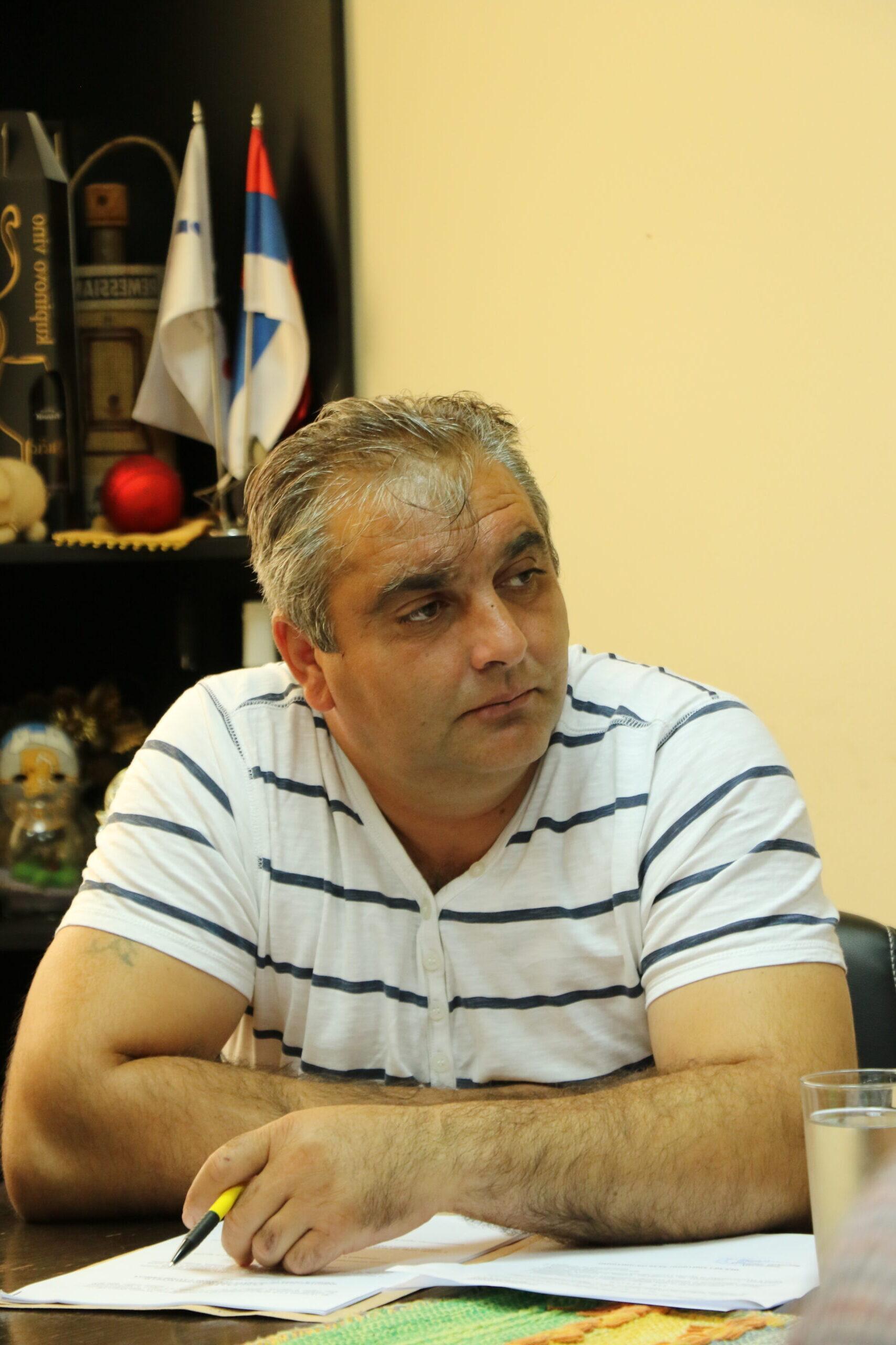 Тарзан Асановић - Општински већник