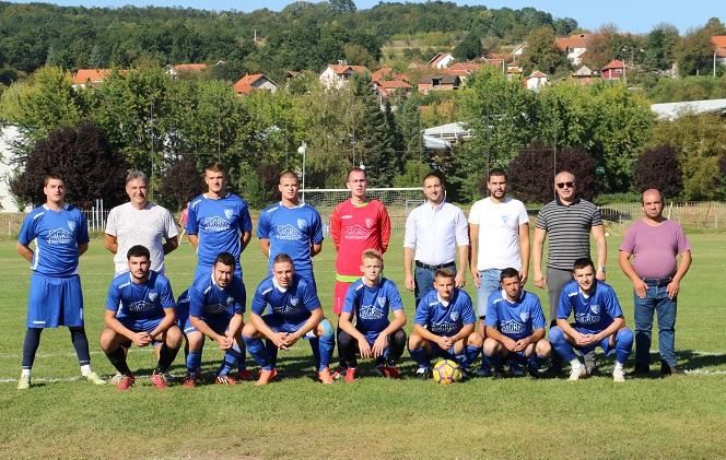 Први тим, фото: Марко Миладиновић